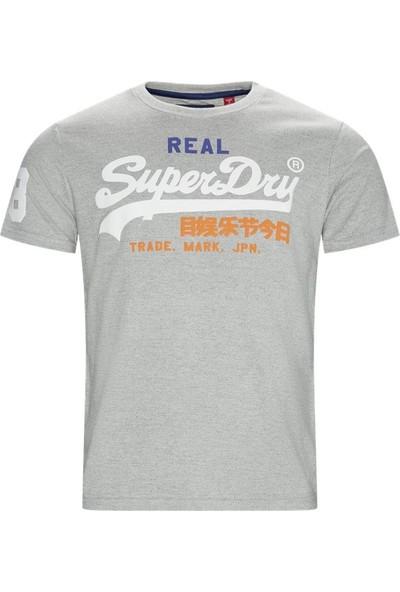 Superdry Erkek Vintage Logo Tri T-Shirt