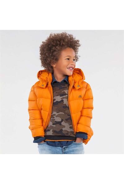 Mayoral Erkek Çocuk Polar Astarlı Kışlık Şişme Mont