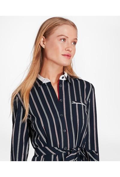 Brooks Brothers Hakim Yaka Gömlek Elbise