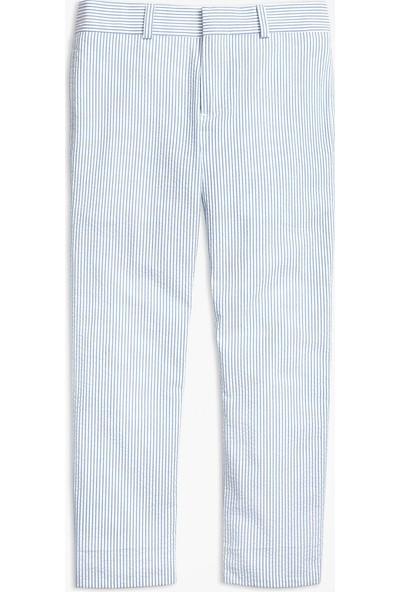Brooks Brothers Erkek Çocuk Seersucker Pantolon