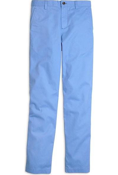 Brooks Brothers Erkek Çocuk Taba Chıno Pantolon