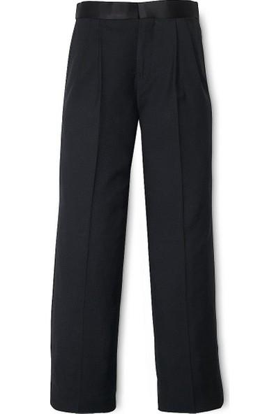 Brooks Brothers Erkek Çocuk Siyah Smokin Pantolonu