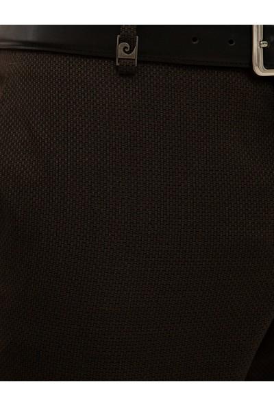 Pierre Cardin Erkek Kahverengi Slim Fit Pantolon 50229587-Vr029