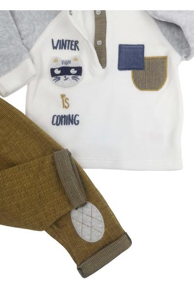 Mombi Winter Is Coming Erkek Bebek Takım