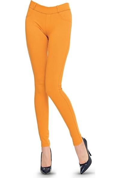 Fsm1453 Kadın Jean Pantolon Tayt