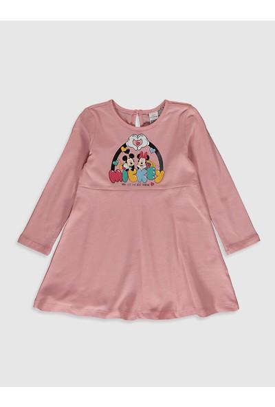 LC Waikiki Minnie Mouse Kız Çocuk Elbise