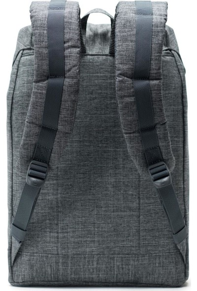 Herschel Sırt Çantası Retreat Raven Crosshatch/black