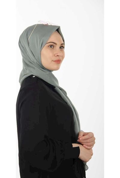 Sima Janjanlı Şifon Şal
