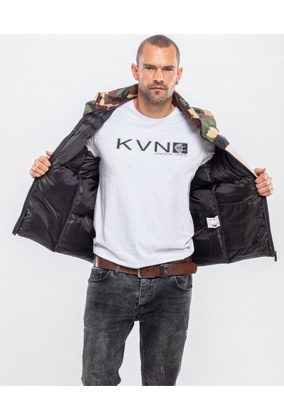 Kevin 61 Bej Yelek