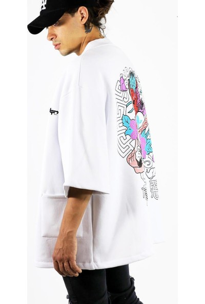 Bpm Design Japan Hero Oversize Kimono Onesize