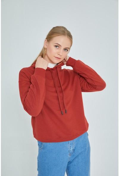 Loukai Kordon Kapüşonlu Sweatshirt