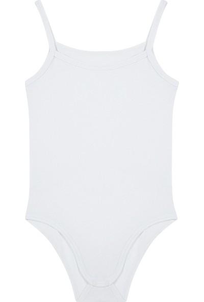 Penti Siyah - Beyaz Teen Basic 2'li Bodysuit