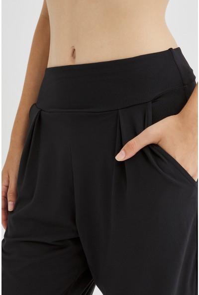 Penti Siyah Yoga Pantolon