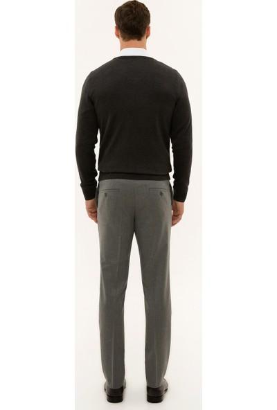 Pierre Cardin Gri Slim Fit Pantolon 50229587-VR024
