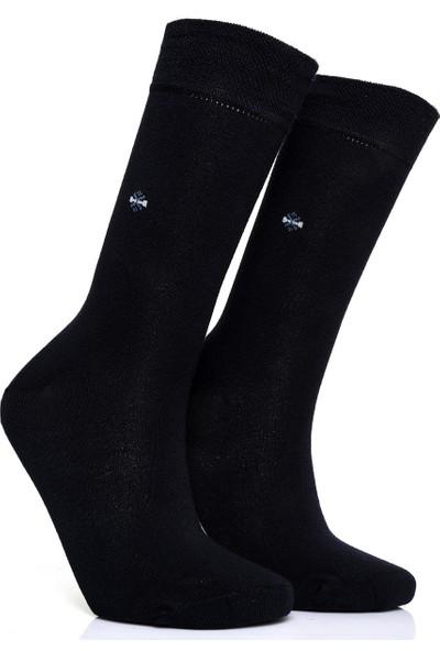 Prestige Erkek 5'li Bambu Çorap Soket