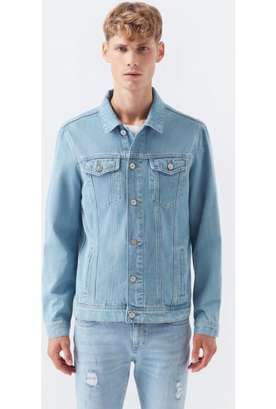 Frank Vintage Jean Ceket 0115228232