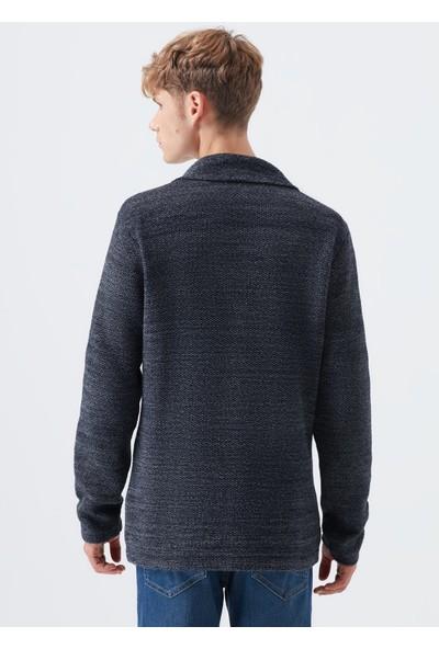 Mavi Erkek Triko Blazer Ceket 070232-23038