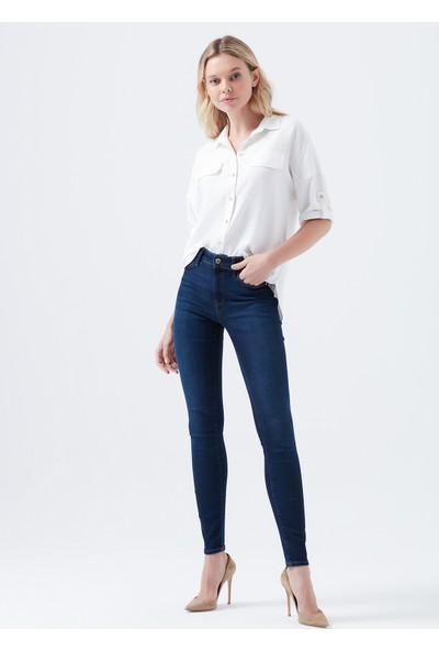 Mavi Kadın Alissa Super Gold Tencel Jean Pantolon 1067827260