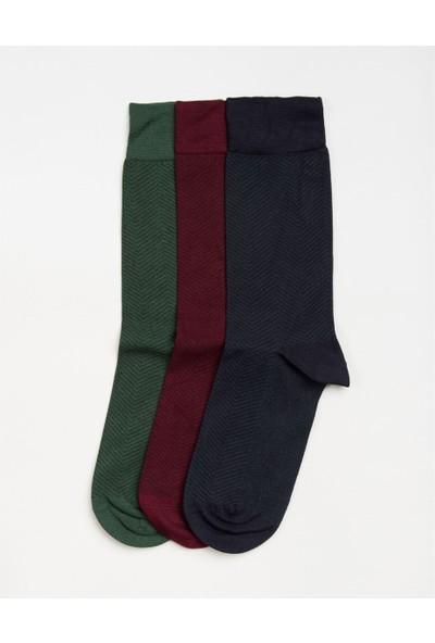 Tudors 3'lü Kışlık Erkek Çorap