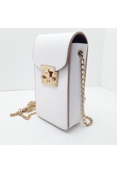 Ago Çanta Kadın Kapaklı Askılı Mini Çanta