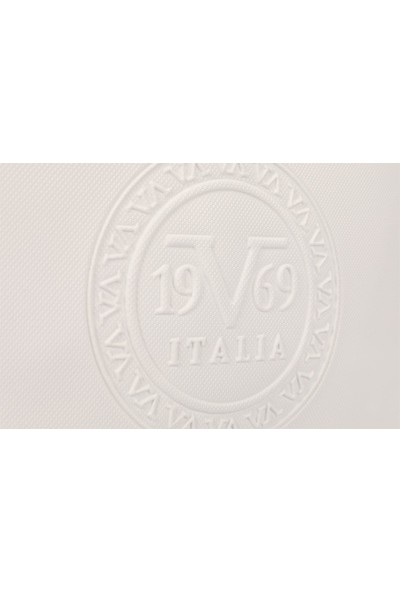 19V69 Italia 1986 Beyaz Kadın El Çantası