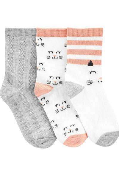 Carter's 3'lü Çocuk Çorabı 3J073510