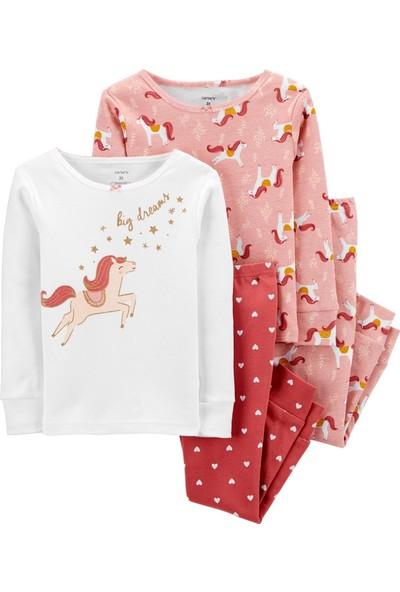 Carter's 4'lü Çocuk Pijama Takımı 2J115710