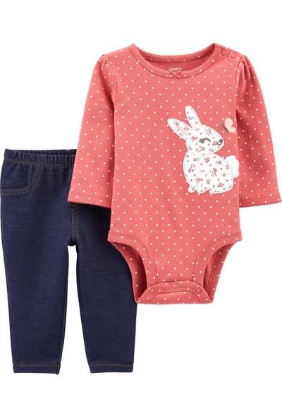 Carter's Tavşan 2'li Bebek Takımı 1J199910
