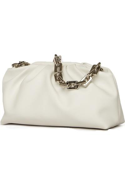 Choobag Kadın Bottega Bohça Burslu Çanta