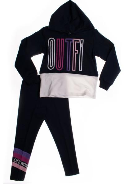 Pelops Outfit Baskılı 2'li Takım (6-10 Yaş)