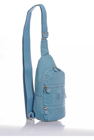 Smart Bags Kadın Body Bag Klinkır Su Geçirmez Hafif Kumaş Çapraz Gögüs ve Omuz Postacı Çantası