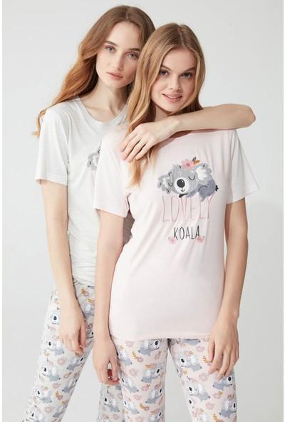Feyza Kadın Pijama Takım