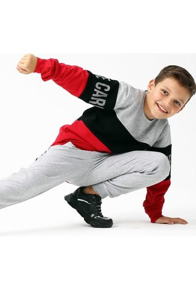 Modaplaza Çocuk Eşofman Alt Gri