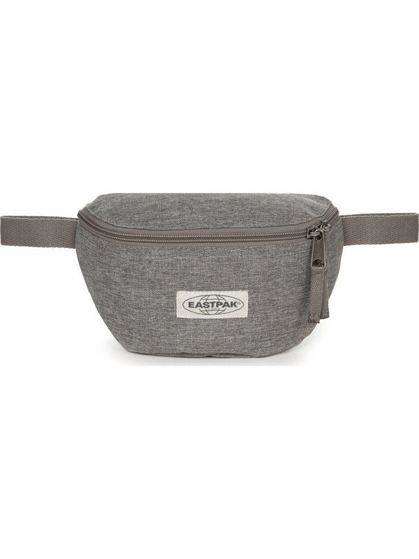 Eastpak Springer Muted Grey Gri Bel Çantası Ek074B05