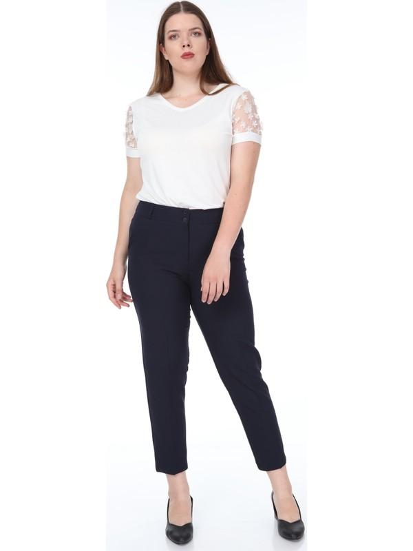 Moda Hitap Kadın Kumaş Pantolon