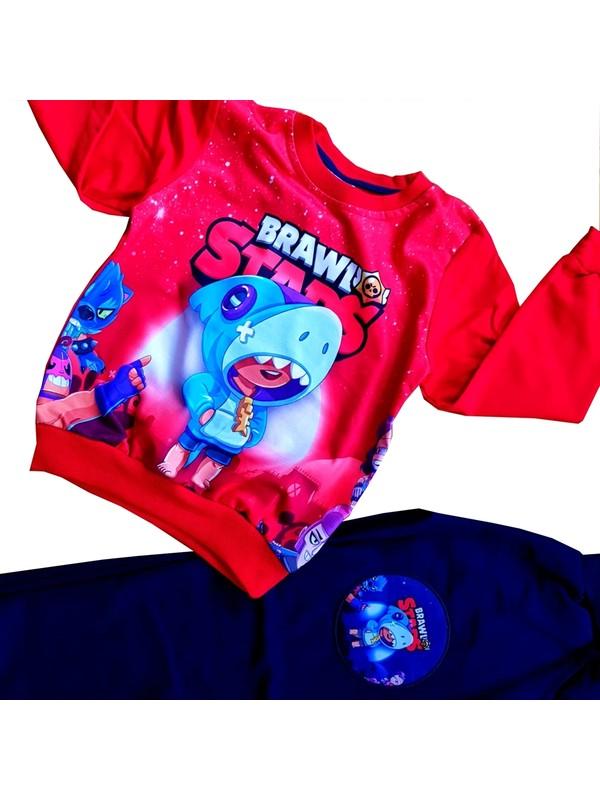 Brawl Stars Eşofman Takımı Brawl Stars + Maske
