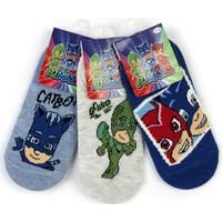 Pijamaskeli 6'Lı Sneaker Çorap 15982