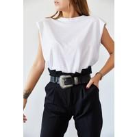 Xhan Vatkalı Basic Tişört 0YXK2-43401-01