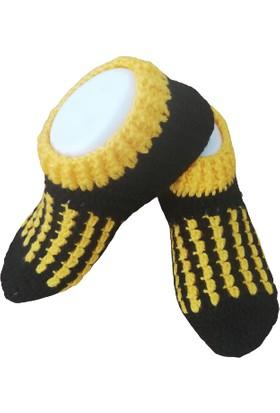 Nuh Home El Yapımı Kışlık Kalın Patik Çorap 32 43 Ayak Numarası