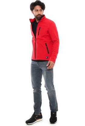 Cazador Caz 1046 Softshell Mont Kırmızı XL