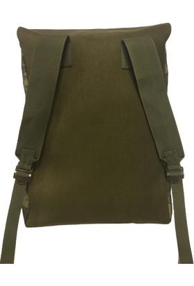 Vintage Askeri Piyade Sırt Çantası