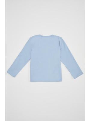 DeFacto Kız Çocuk Unicorn Selanik Kumaş Sweatshirt R2723A620AU
