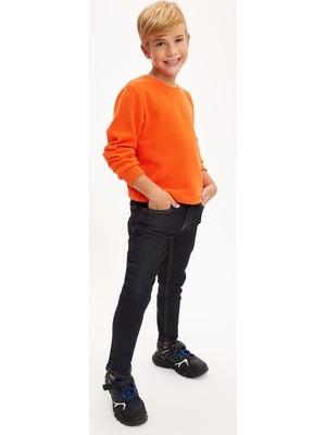 Defacto Erkek Çocuk Slim Fit Jean Pantolon R5156A620AU