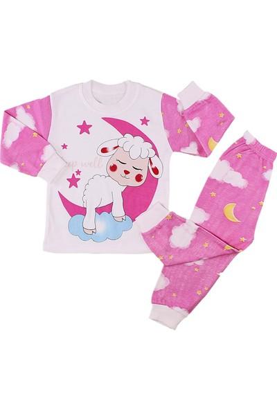 Süpermini 1165 Erkek Kuzulu Pijama Takımı