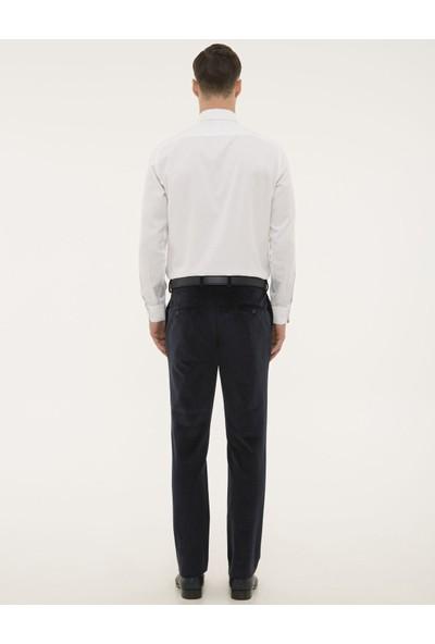 Pierre Cardin Lacivert Slim Fit Pantolon 50208526-VR033