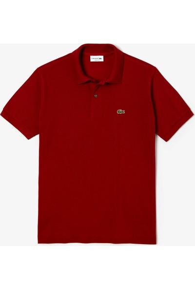 Lacoste Erkek Klasik Fit Kırmızı L1212 Polo L1212 Z1Q