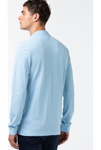 Lacoste Erkek Klasik Fit Uzun Kollu Mavi L1212 Polo L1312 Hbp