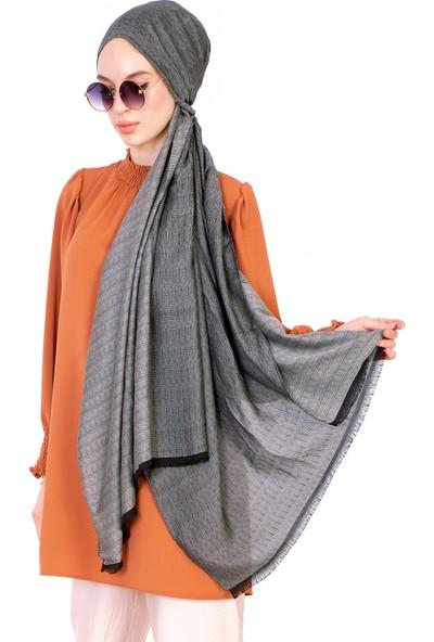 Moda Kaşmir Renklerin Düeti Serisi Koton Şal