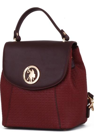 U.S. Polo Assn. Kadın Kadın Mini El ve Sırt Çantası US18629