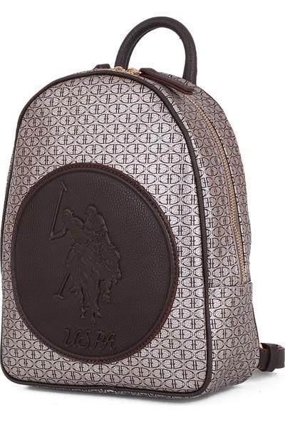 U.S. Polo Assn. Kadın Trok Yüzey Kadın Sırt Çantası US19159